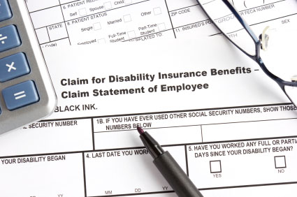 disability insurance appeal