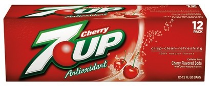 Cherry 7UP Antioxidant