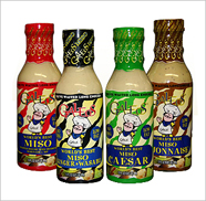 Galeos Miso Salad Dressings