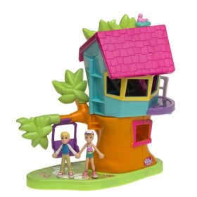 Polly Pocket Polly Place Recalled Treehouse