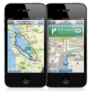 Apple maps app class action lawsuit